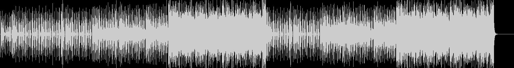 教則、解説動画等で使用できそうなBGMの未再生の波形