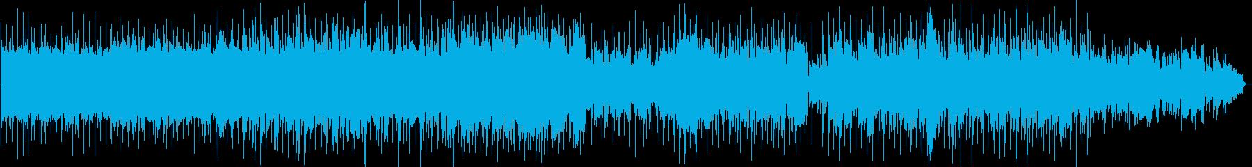 法人 感情的 説明的 静か ハイテ...の再生済みの波形