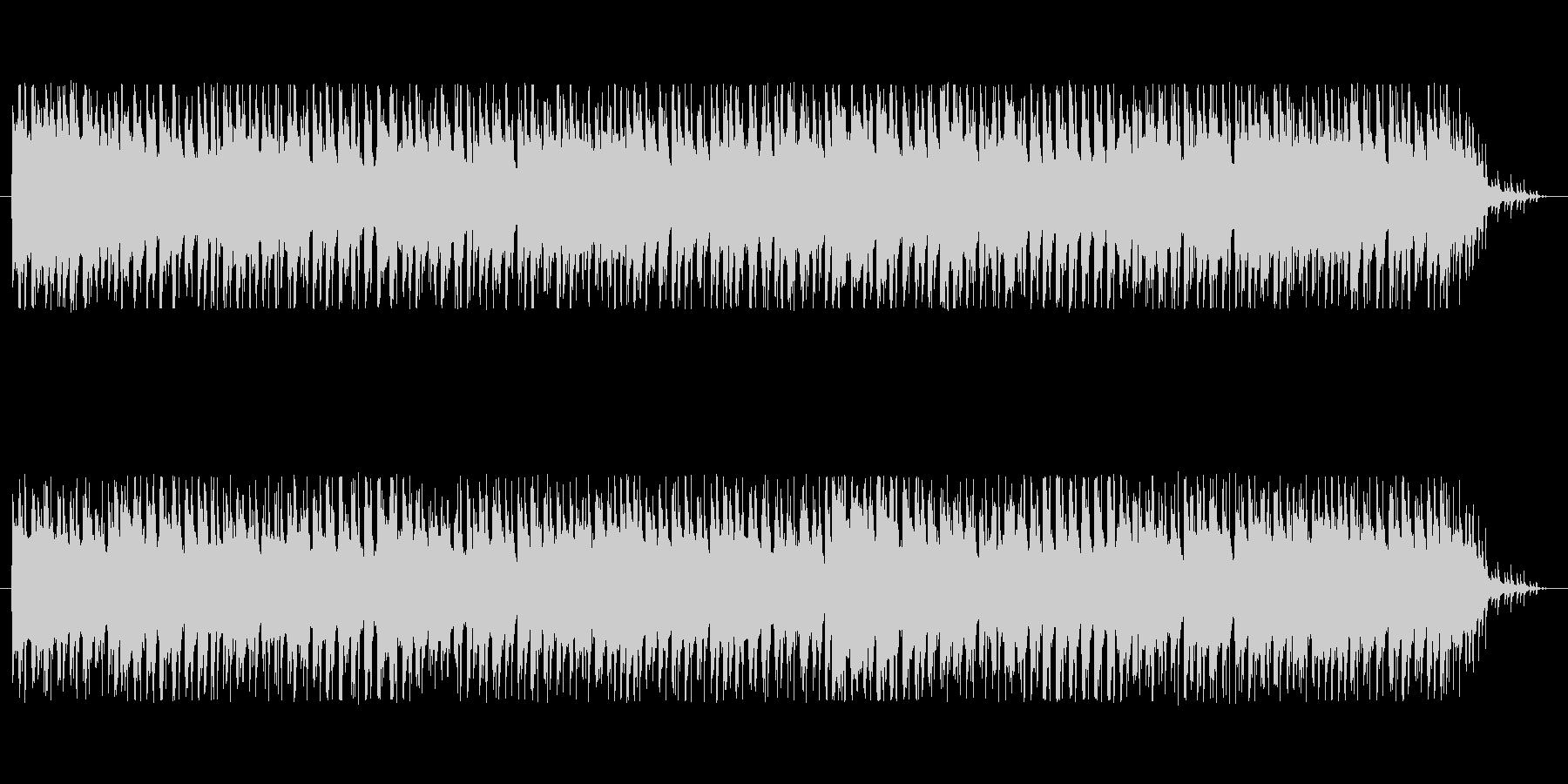 【パロディー】カウボーイと言えばあの感じの未再生の波形