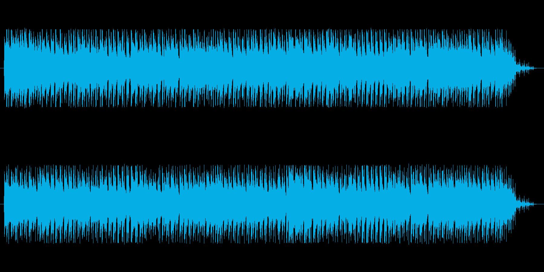 【パロディー】カウボーイと言えばあの感じの再生済みの波形