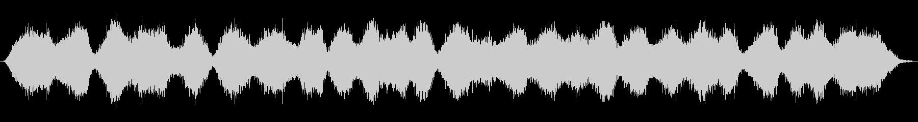 シアターレインサウンドマシン:さま...の未再生の波形
