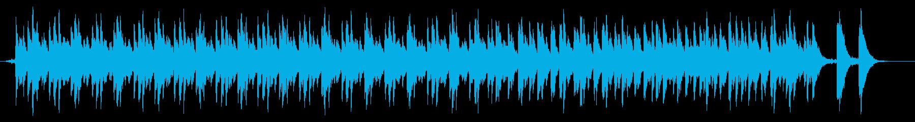 ソープアーノルド教会:5つの鐘:リ...の再生済みの波形