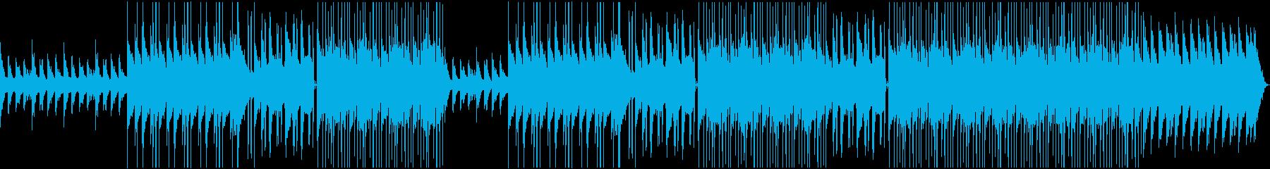 チルアウト 切ないローファイチルホップの再生済みの波形
