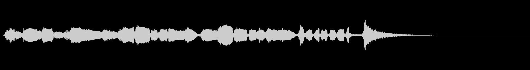 【生演奏】アコーディオンジングル19の未再生の波形