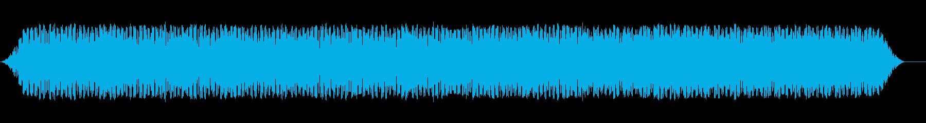 ネオンドローン3の再生済みの波形