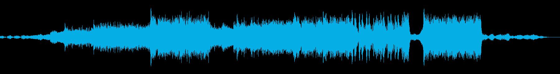 YAMATO メロディー無しの再生済みの波形