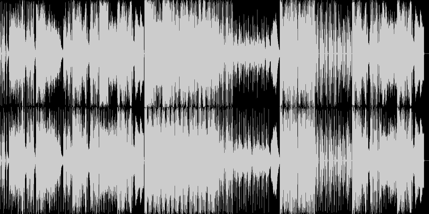 エレクトロ サスペンス 技術的な ...の未再生の波形