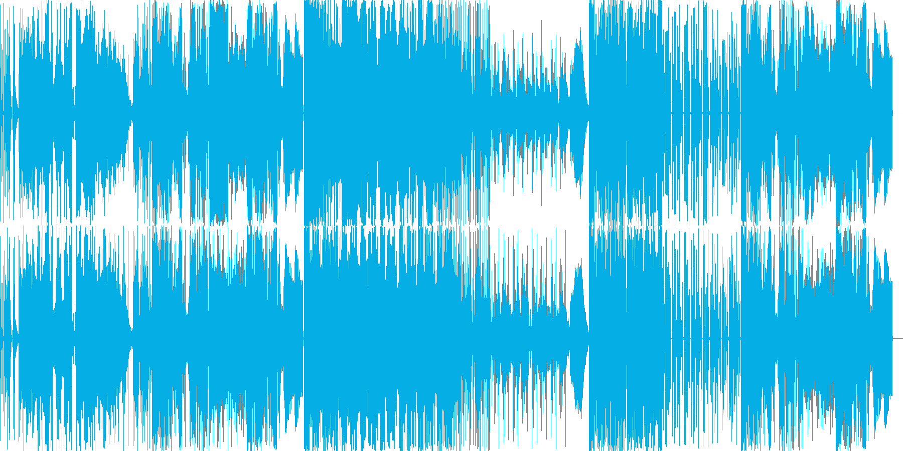 エレクトロ サスペンス 技術的な ...の再生済みの波形