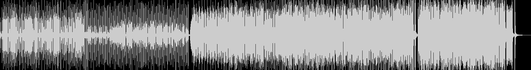 滑稽な三味線・おマヌケポップ A2の未再生の波形