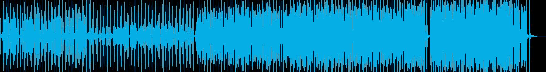 滑稽な三味線・おマヌケポップ A2の再生済みの波形