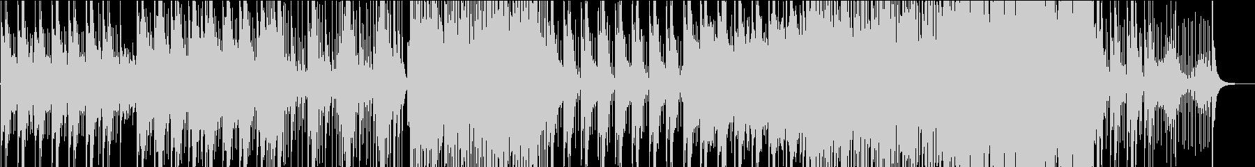 和風のドラマ・動画を想定した曲ですの未再生の波形