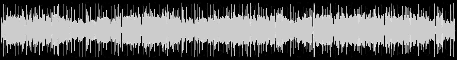 バイオリン 雄大なポップBGMの未再生の波形