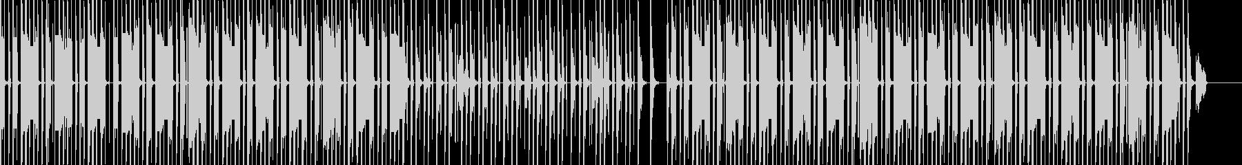 アニメ/アプリで使用なBGMの未再生の波形