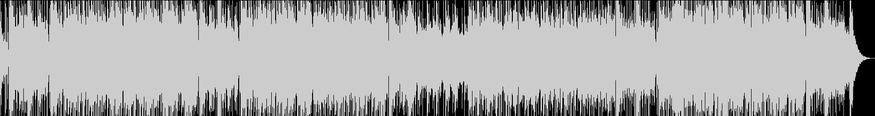 【生演奏】三線とアコースティックな楽器達の未再生の波形