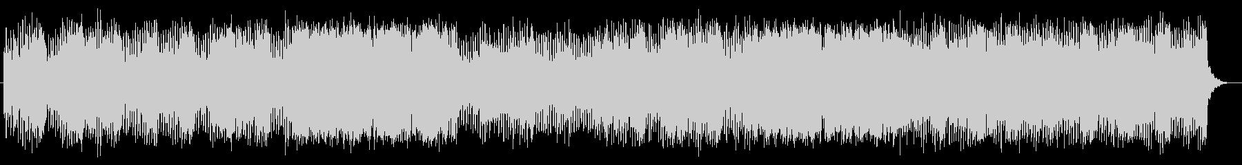 メロディアスなトランペットサウンドの未再生の波形