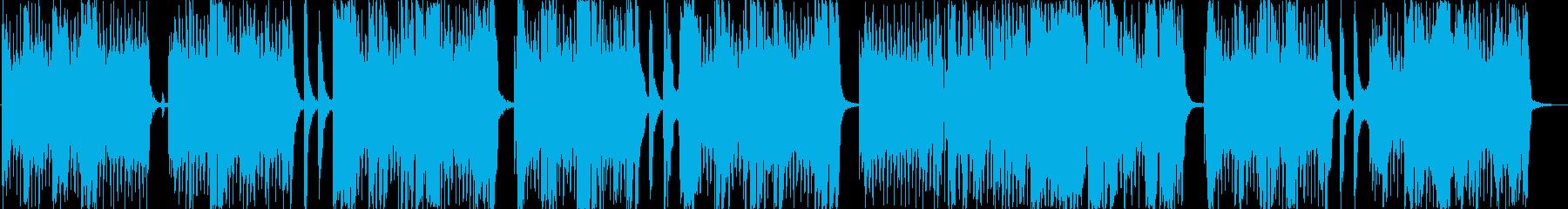 ロックとディストーション。ルラをバップ。の再生済みの波形