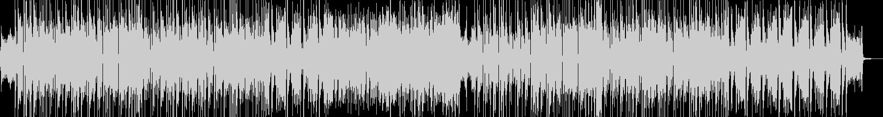 琴・三味線 渋いR&Bポップ 長尺の未再生の波形