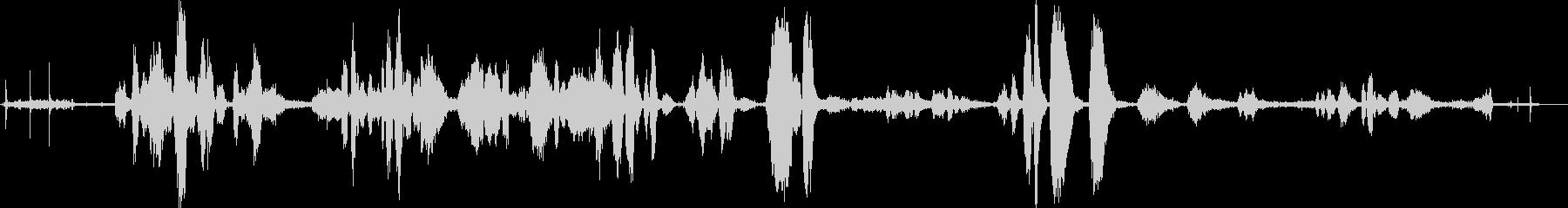 Victrola;クリックして、ス...の未再生の波形