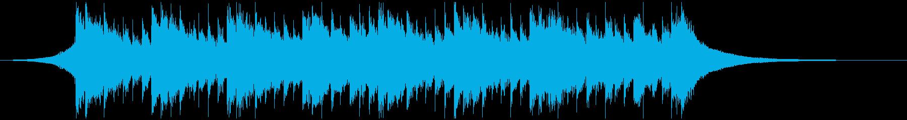 科学(ショート3)の再生済みの波形