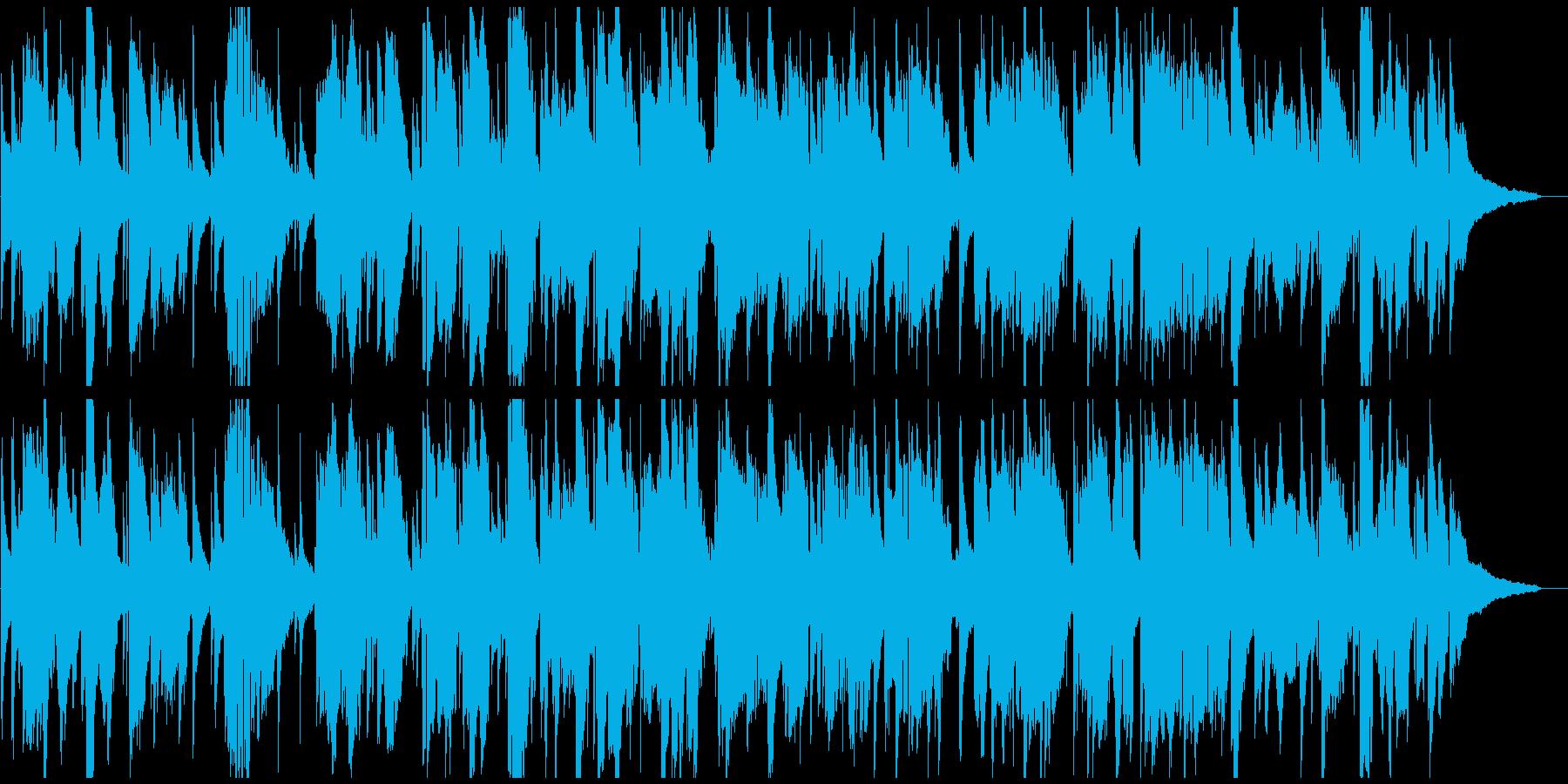 超ゆっくりしっとりジャズ 艶やかサックスの再生済みの波形