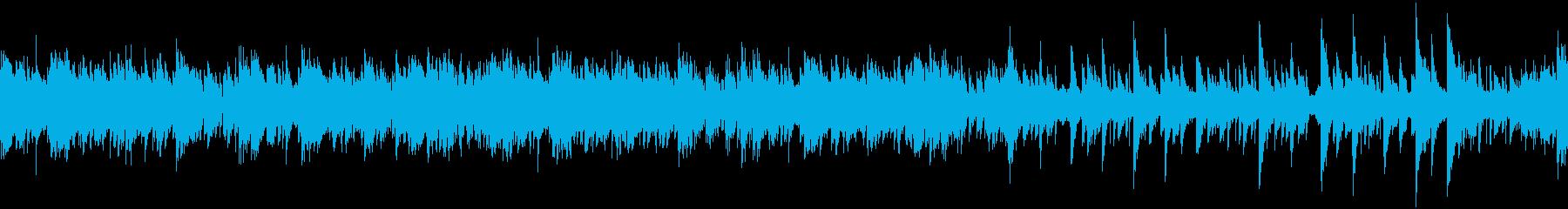 ドヴォルザーク新世界「家路」クラブEDMの再生済みの波形