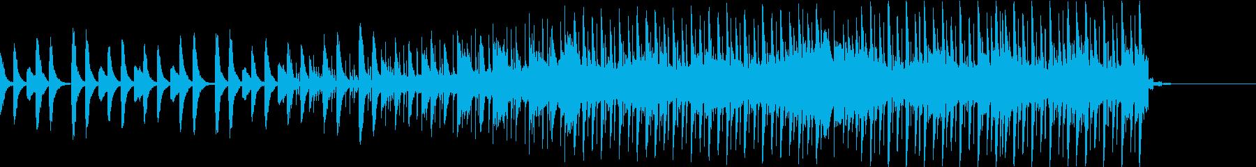 ピアノをメインにしたEDMです。の再生済みの波形