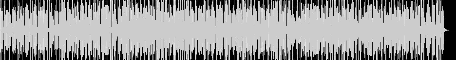 ブルースギターロック ミドルテンポ 軽快の未再生の波形
