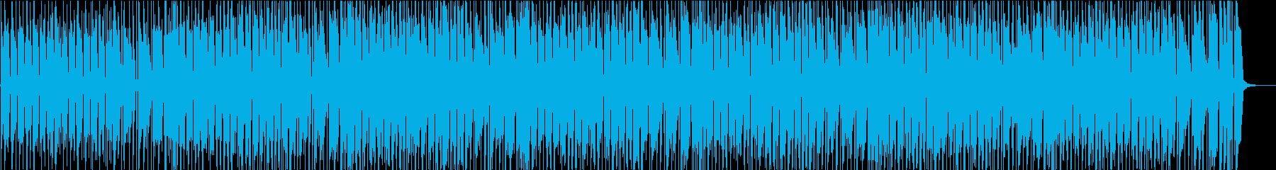 ブルースギターロック ミドルテンポ 軽快の再生済みの波形