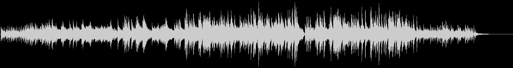 壮大で感動的な心にグッとくるピアノソロ2の未再生の波形