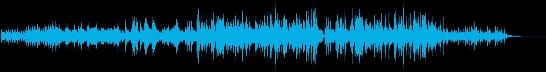 壮大で感動的な心にグッとくるピアノソロ2の再生済みの波形