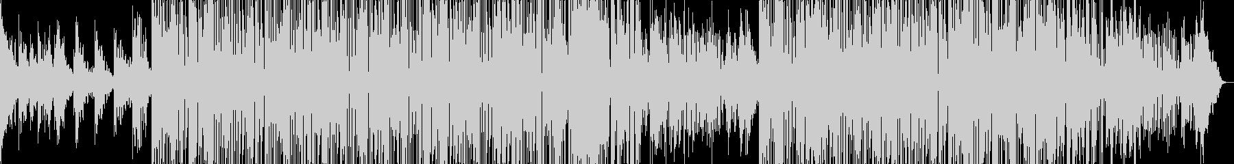 バーで流れるお洒落系スムースジャズ の未再生の波形