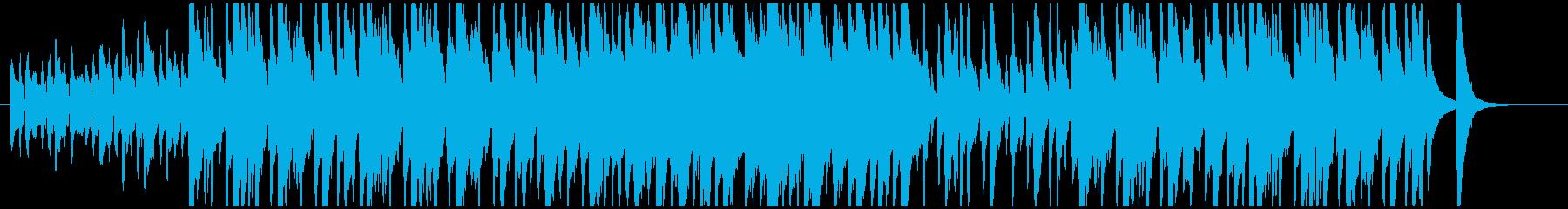 魔法がありそうな日常・異世界系BGM2の再生済みの波形