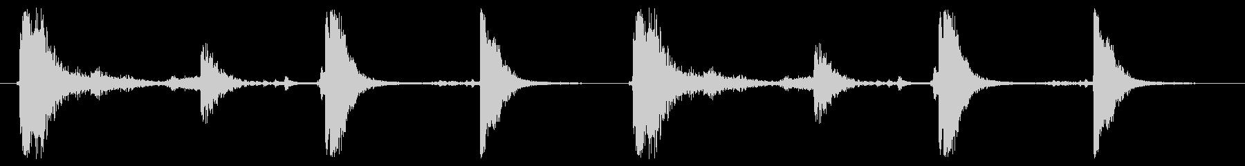 機械 メカニックメタルコンプレックス01の未再生の波形