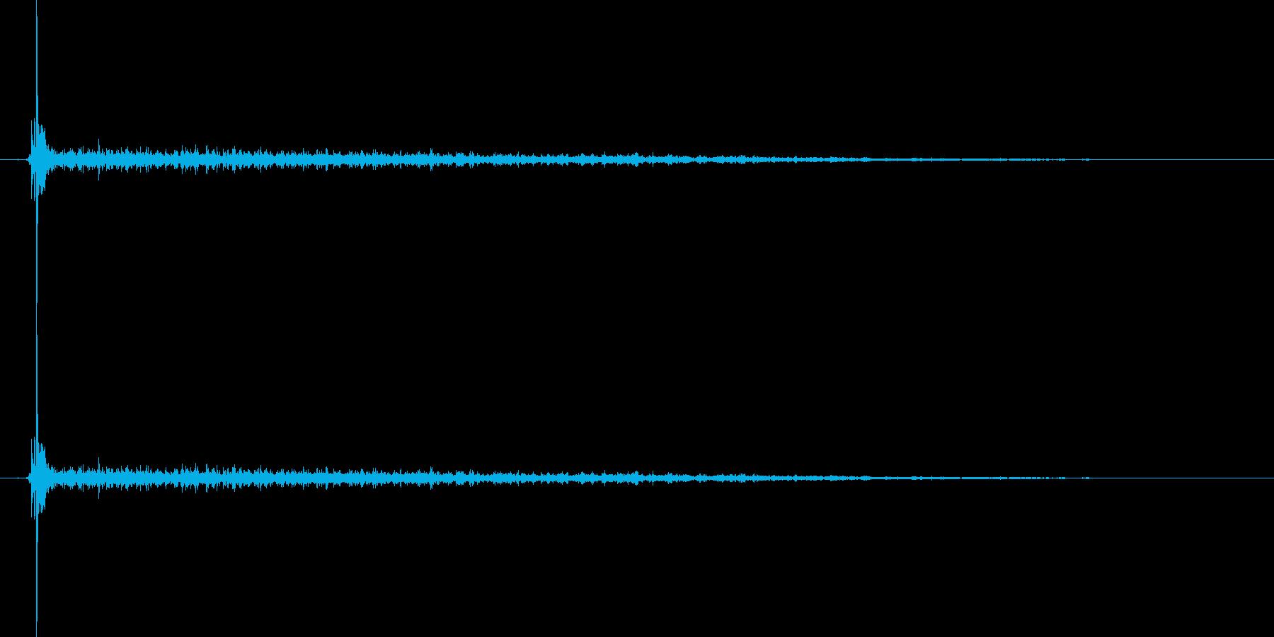 ゲーミング ゲーミングマウスホイー...の再生済みの波形