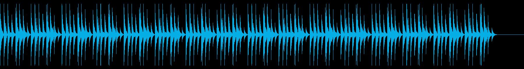 悲しいピアノソロaの再生済みの波形