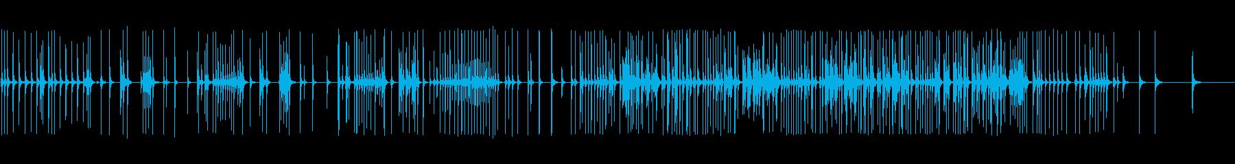 三味線127小鍛冶7合~火加減稲荷山小狐の再生済みの波形