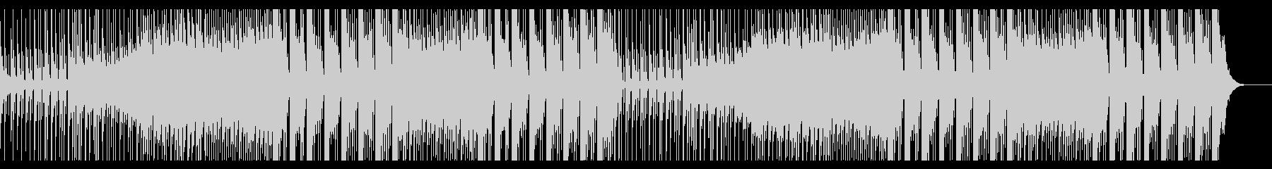 キラキラ洋楽(future pop)の未再生の波形