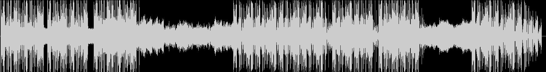 ダークダブ/ダブステップ。典型的な...の未再生の波形