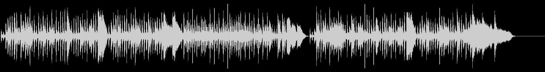 リュリ/ガヴォットをヴァイオリンでの未再生の波形
