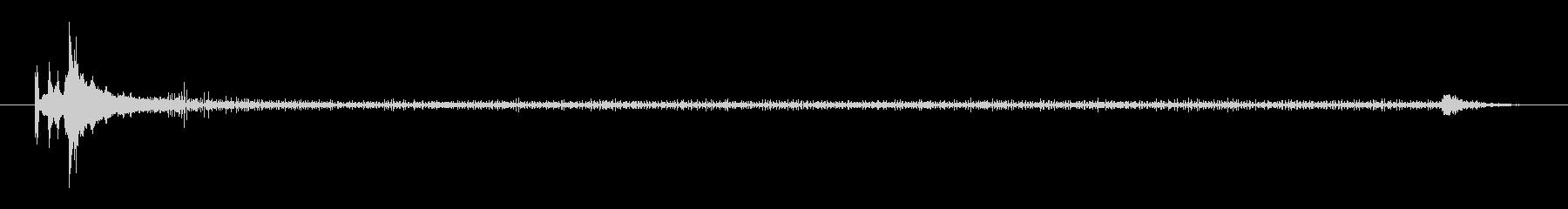 FI デバイス レーザー溶接機ロング03の未再生の波形