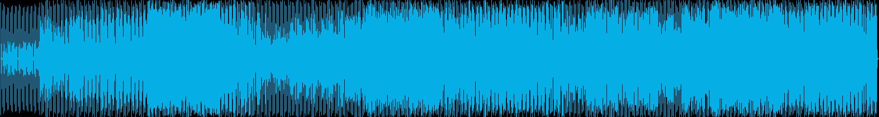 ラウンジヴィンテージ。イントロギタ...の再生済みの波形