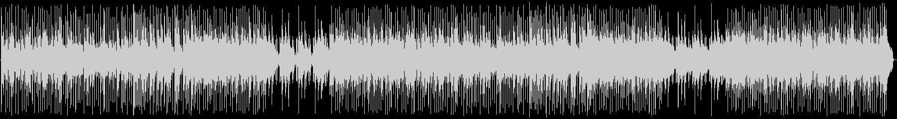 アコースティックギターのピッキング...の未再生の波形