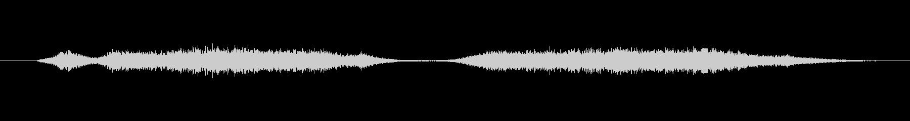 メタル 蓋のスクリーチショート06の未再生の波形