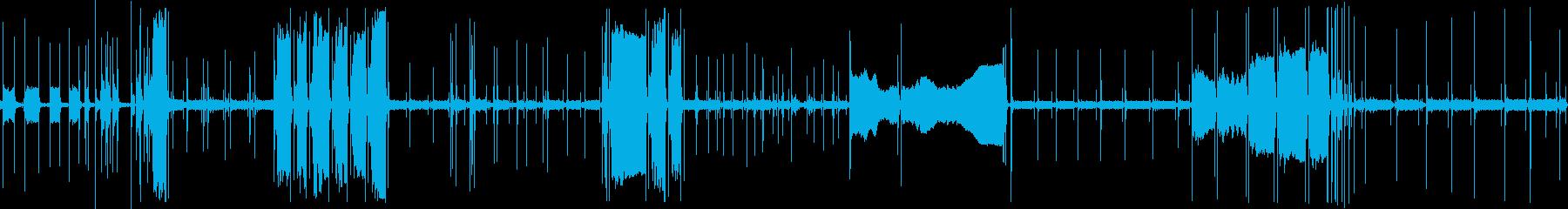 フォークリフトハイドロリッククラン...の再生済みの波形