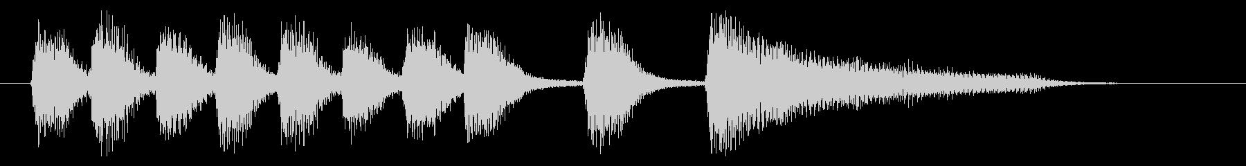 ピアノ/発表・場面転換・軽快なサウンドの未再生の波形