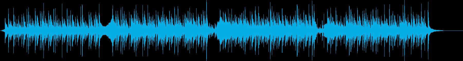 ラテン ジャズ バサノバ ポジティ...の再生済みの波形