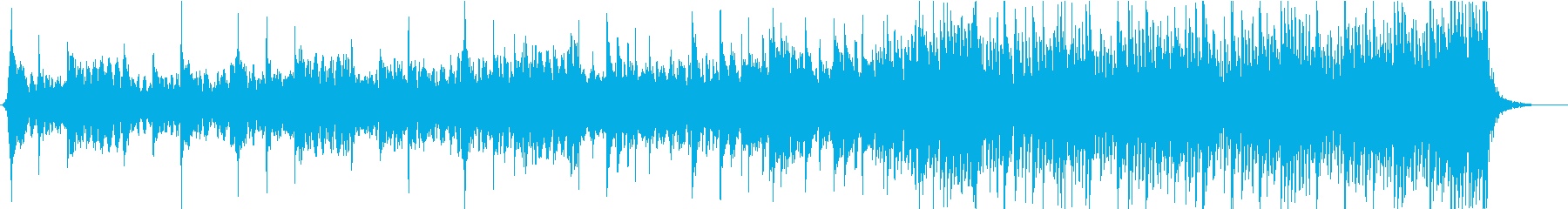 現代的 交響曲 エレクトロ ほのぼ...の再生済みの波形