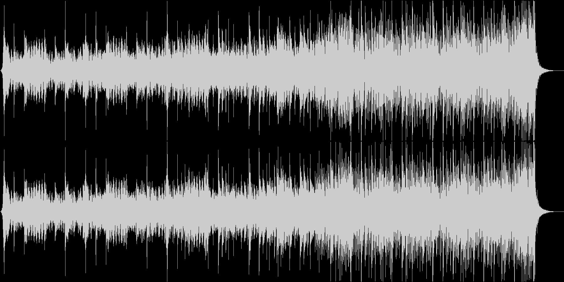現代的 交響曲 エレクトロ ほのぼ...の未再生の波形