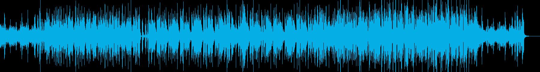 ネオン灯の再生済みの波形
