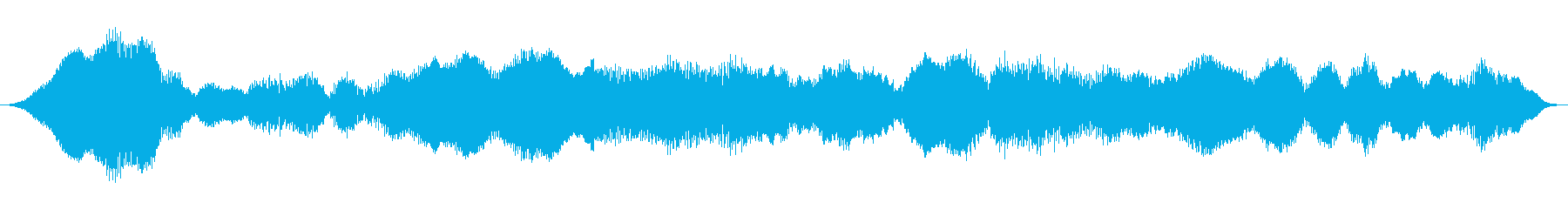 ドローン コンピュータービープバッ...の再生済みの波形